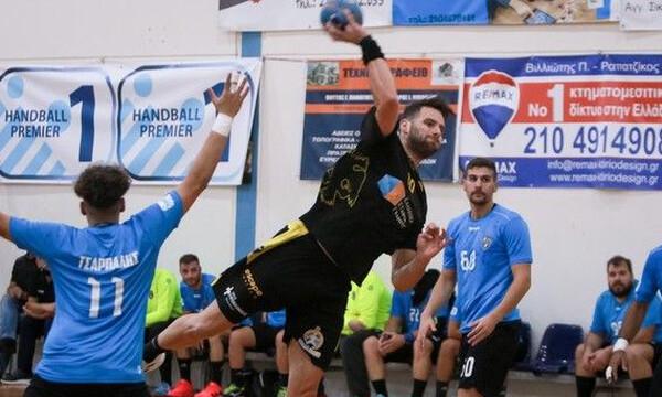 Handball Premier: Αήττητη συνεχίζει η ΑΕΚ στον πρώτο γύρο