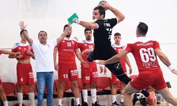 Handball Premier: Νικητής με 32-29 ο ΠΑΟΚ στο ντέρμπι με τον Φίλιππο Βέροιας (photos)