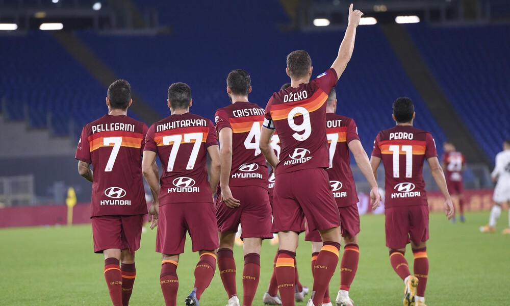 Serie A: Πεντάρα η Ρόμα (video)