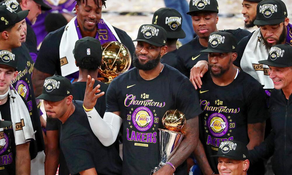 NBA: Η mini movie των Λέικερς για τους τελικούς (video)