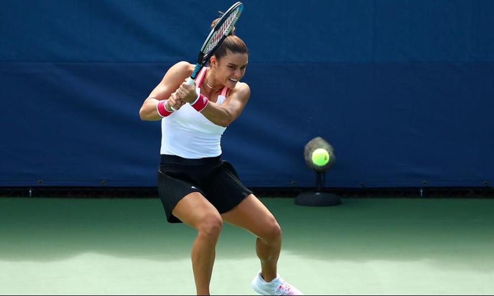 Ostrava Open: Πρώτο «εμπόδιο» της Μαρίας Σάκκαρη η Κριστίνα Πλίσκοβα