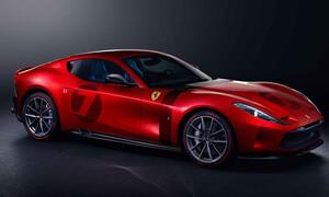 Η Ferrari Omologata είναι η κρυφή σου επιθυμία