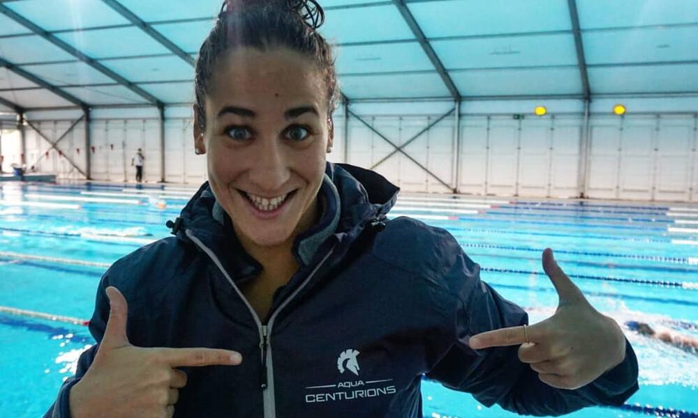 Κολύμβηση: Νέο Πανελλήνιο ρεκόρ στα 50μ ύπτιο σε 25άρα πισίνα στη Βουδαπέστη η Νόρα Δράκου!