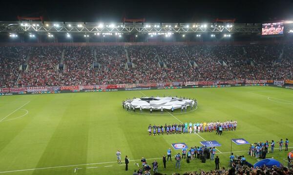 Ολυμπιακός - Μαρσέιγ: Έτσι θα αγοράσετε εισιτήριο για την πρεμιέρα του Champions League (photos)