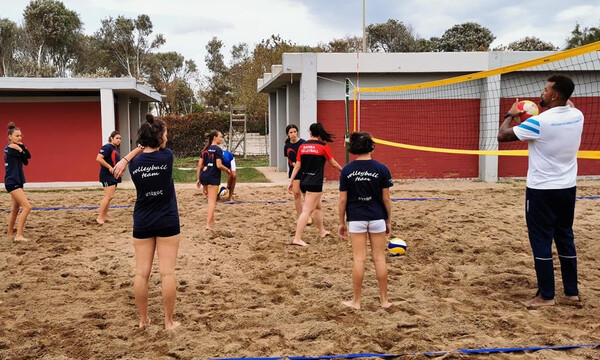 Beach Volley: Εντυπωσιασμένος επέστρεψε ο Τίε Σαντάνα από την Αλεξανδρούπολη (photos)