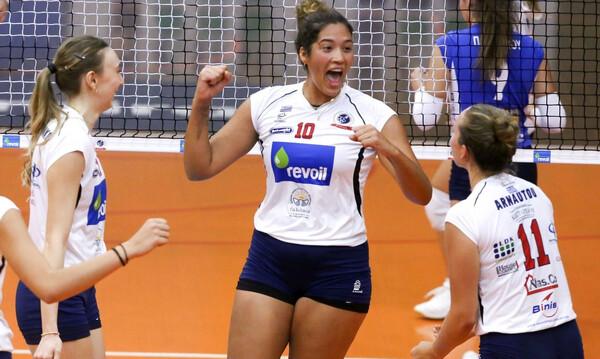 Volley League Γυναικών: MVP της 2ης αγωνιστικής η Γιασμίν Μπεντάρτ