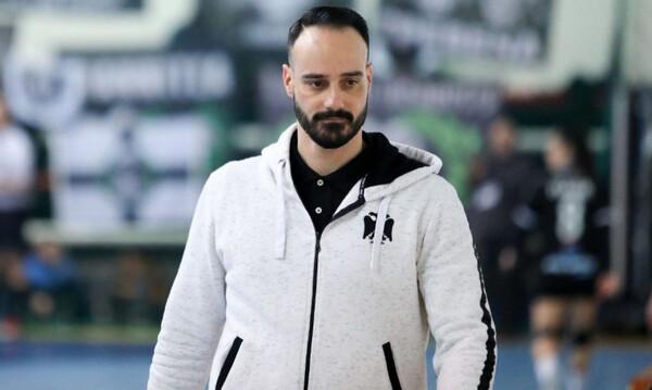European Cup Χάντμπολ: Βατή χαρακτήρισε την κλήρωση με την Καβαλιέρι ο τεχνικός του ΠΑΟΚ, Πελεκίδης