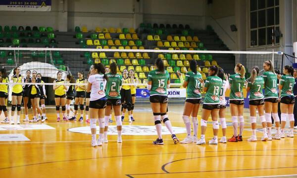 Volley League Γυναικών: Τα highlights από την 2η αγωνιστική από όλα τα γήπεδα (video)