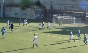 Γ' Εθνική: Γκολάρα αλά... Ζλάταν Ιμπραΐμοβιτς ο Μάντζιος! (video)