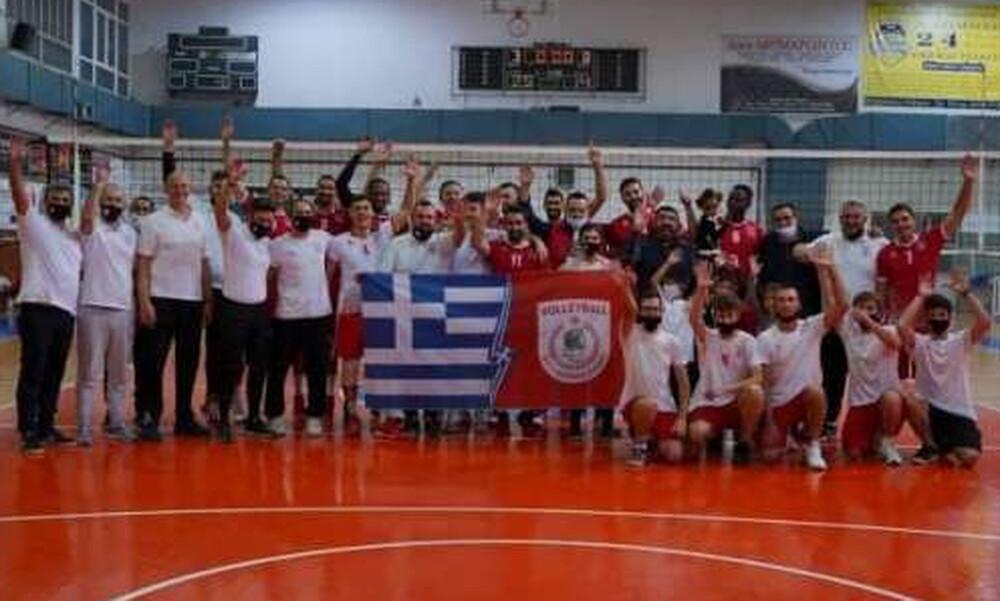 Σωκράτης Τζιουμάκας: «Αρχίζουμε τη Volley League κόντρα στις 4 κορυφαίες ομάδες...»