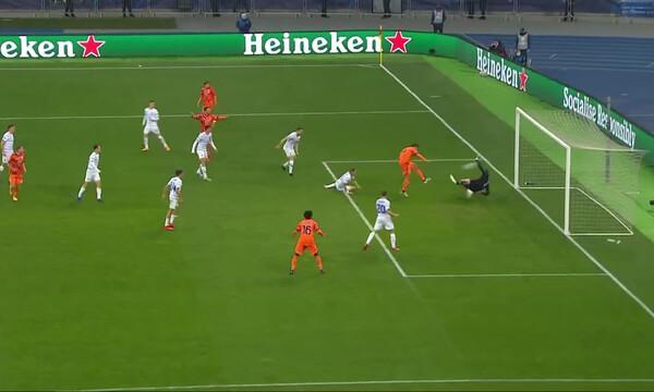 Ντιναμό Κιέβου-Γιουβέντους: Το πρώτο φετινό γκολ από τον Μοράτα! (video)