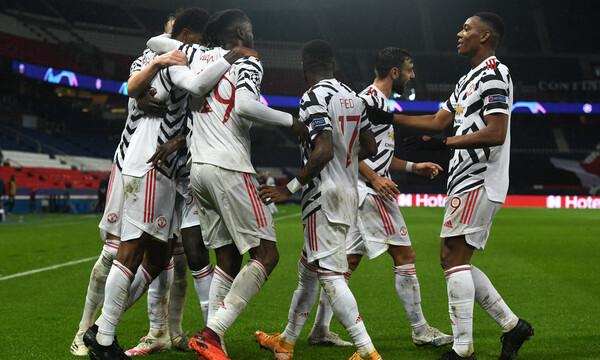 Champions League: «Άλωσε» το Παρίσι η Γιουνάιτεντ - Σκότωσε τη Ντόρτμουντ η Λάτσιο (videos)