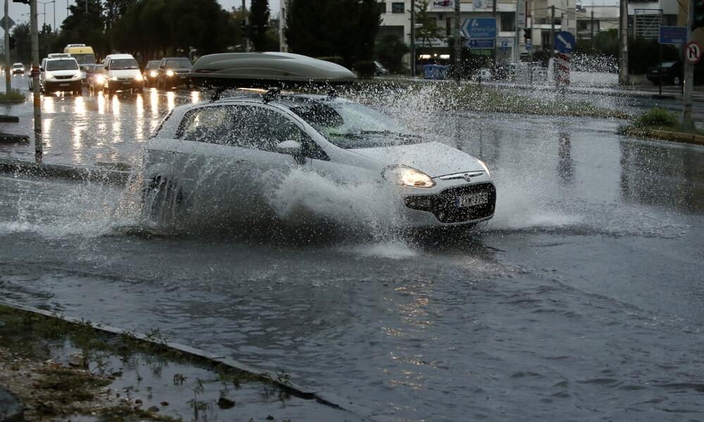 Κακοκαιρία: Πού θα χτυπήσουν επικίνδυνα καιρικά φαινόμενα τις επόμενες ώρες