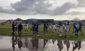 Γήπεδο-πίσινα στη Γ' Εθνική (photos)