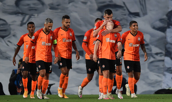 Champions League: Η Σαχτάρ σοκάρει τη Ρεάλ! (Videos & Photos)