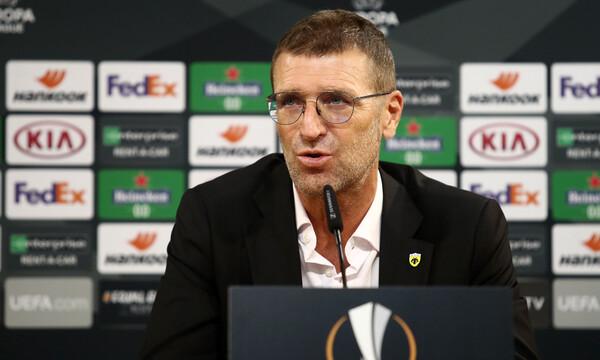 Καρέρα: «Στόχος της ΑΕΚ η πρόκριση στην επόμενη φάση»