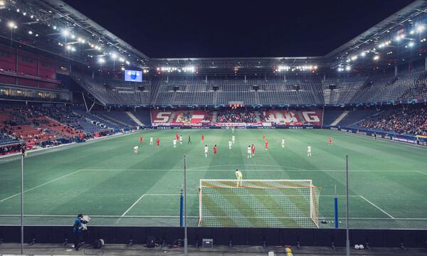 Σάλτσμπουργκ-Λοκομοτίβ Μόσχας 2-2: Απέδρασαν με τον βαθμό οι Μοσχοβίτες (photos+videos)