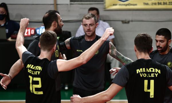 Θετικό κρούσμα κορονοϊού στον Μίλωνα: Συναγερμός στην Volley League