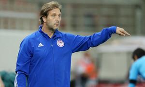 Ολυμπιακός - Μαρσέιγ: Κορυφαίος προπονητής ο Μαρτίνς, ξεπέρασε Μπάγεβιτς (photos)