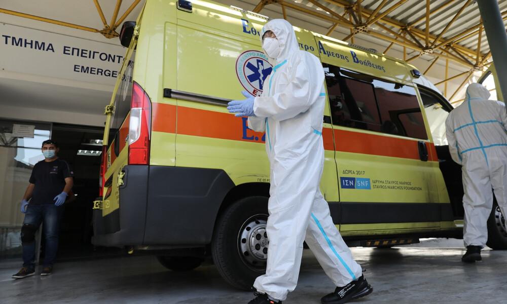Κορονοϊός: Άλλοι δύο θάνατοι στην Ελλάδα - Κατέληξαν 86χρονος και 74χρονος
