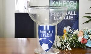 Κλήρωση Football League: Το πρόγραμμα των δύο ομίλων