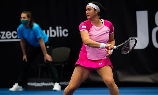 Ostrava Open: Η Τυνήσια, Όνς Ζαμπέρ, αντίπαλος της Μαρίας Σάκκαρη στα προημιτελικά