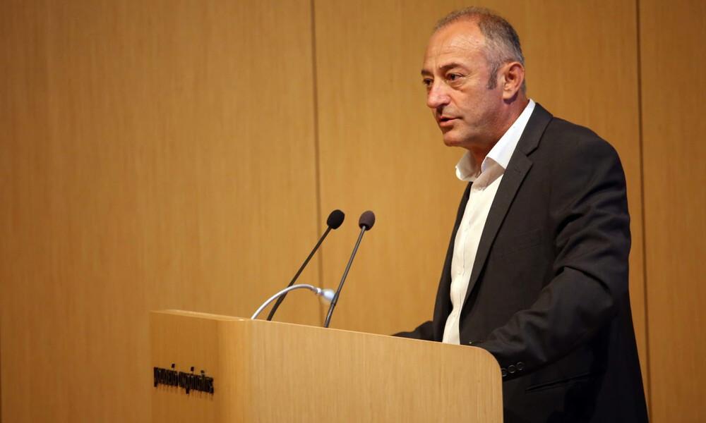 Χάντμπολ: Σε... καραντίνα ο Πρόεδρος του ΔΣ της ΟΧΕ, Κώστας Γκαντής