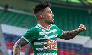 Europa League: Ασταμάτητος ο Φούντας, σκόραρε και στο Ραπίντ Βιέννης-Άρσεναλ