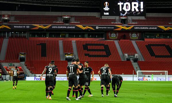 Europa League - 3ος όμιλος: Εξάσφαιρη Λεβερκούζεν, την έκπληξη η Χάποελ Μπερ Σεβά
