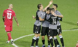 ΠΑΟΚ-Ομόνοια 1-1: Έτσι σπατάλησε τη νίκη (video)