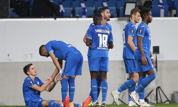 Europa League - 12ος όμιλος: Νίκες για Χoφενχάιμ και Σλόβαν Λίμπερετς (videos+photos)
