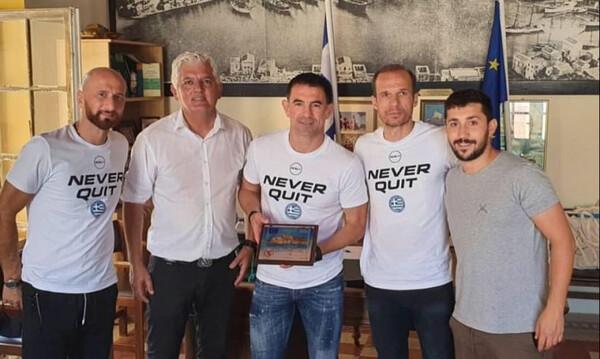 Οι Greek Legends στο Καστελλόριζο! (Photos)