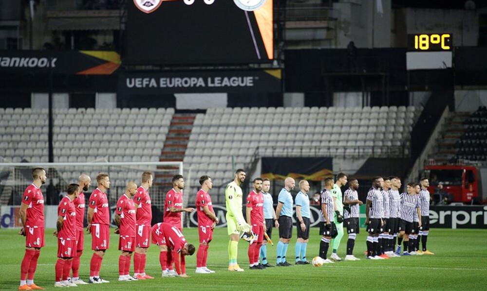 ΠΑΟΚ: Η παρακάμερα του ματς με Ομόνοια (video)
