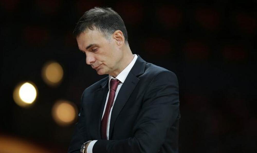 Μπαρτζώκας: «Δεν αξίζαμε να κερδίσουμε»
