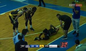 Χαρίλαος Τρικούπης-Άρης: «Πάγωσαν» με Σταμάτη (video)