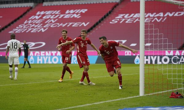 Bundesliga: Πεντάρα με Λεβα-γκολ, ανατροπή Λειψία, Γκλάντμπαχ (videos+photos)