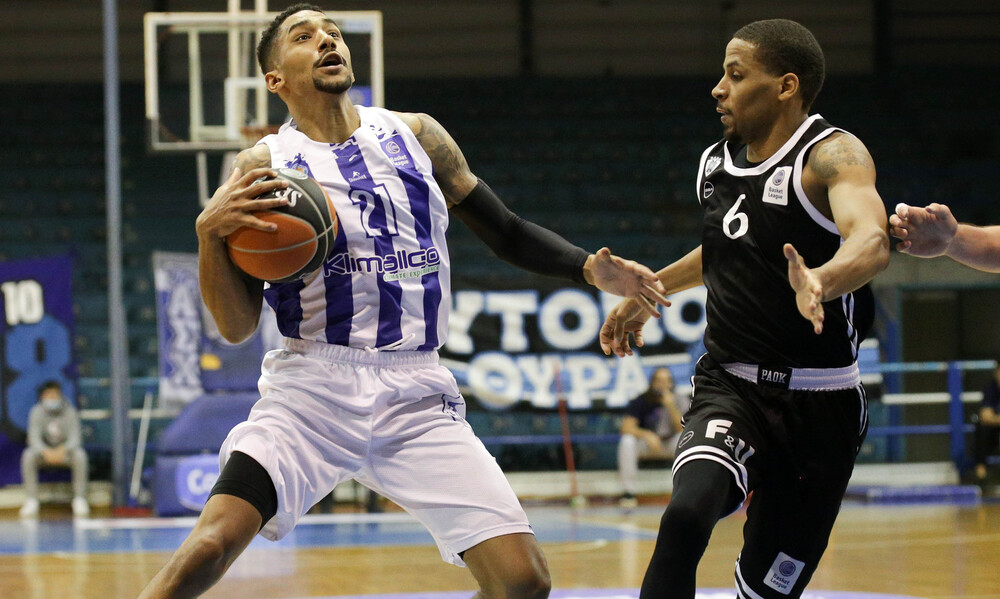 Ηρακλής - ΠΑΟΚ 75-57: «Καθάρισε» στο τρίτο δεκάλεπτο - Onsports.gr