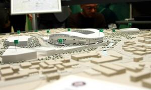«Πέφτουν οι υπογραφές για Βοτανικό, έτοιμο το 2023»