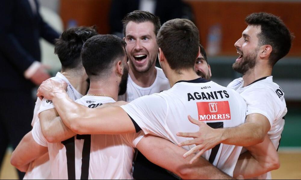 Volley League: Νικηφόρα Πρεμιέρα για τον ΠΑΟΚ με 3-0 επί του Μίλωνα (photos)