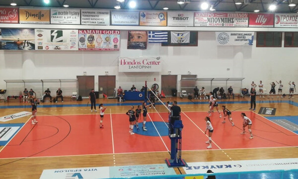 Volley League Γυναικών: Στο τάι μπρέικ «λύγισε» το Μαρκόπουλο ο ΑΟ Θήρας