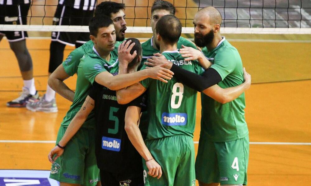 Volley League: Ξεκίνημα με το… δεξί για τον Πρωταθλητή, Παναθηναϊκό με 3-0 σετ επί του ΟΦΗ (photos)