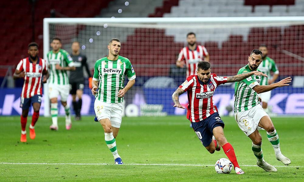 La Liga: Ανέβηκε δεύτερη η Ατλέτικο