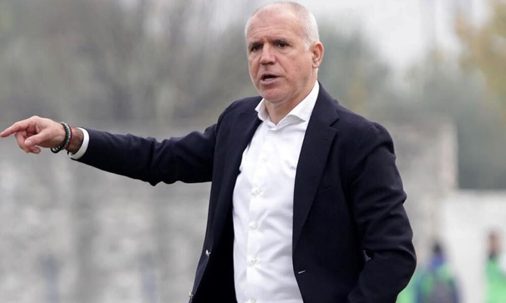 Αναστόπουλος: «Θέλουμε μία 20αδα παικτών σε ετοιμότητα»