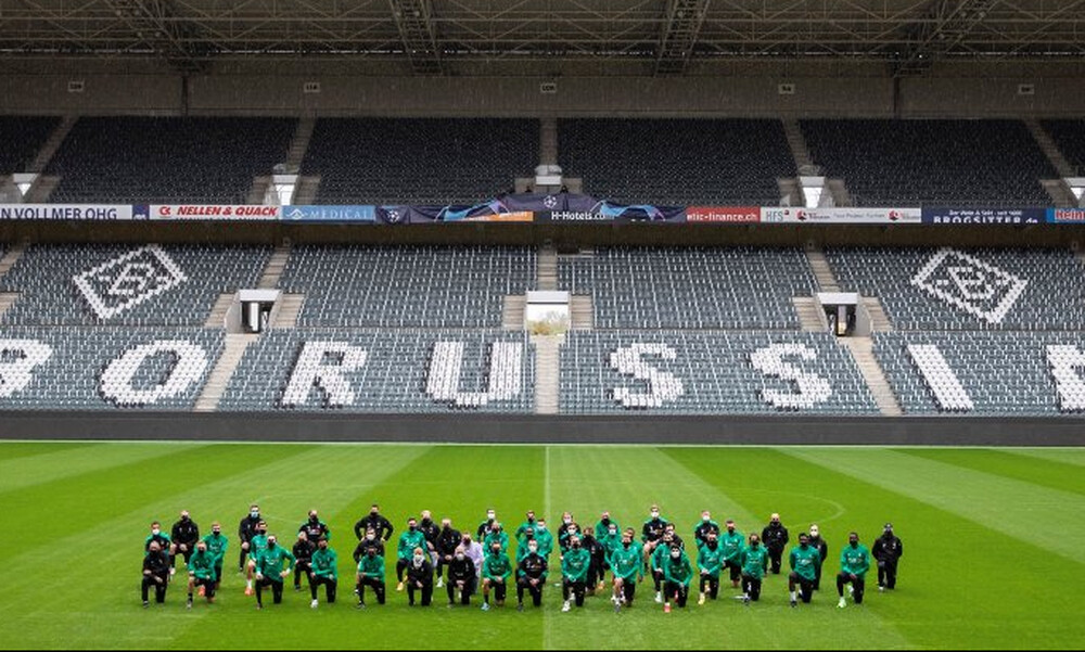 Bundesliga: Η Γκλάντμπαχ… έδωσε τον ρατσιστή!