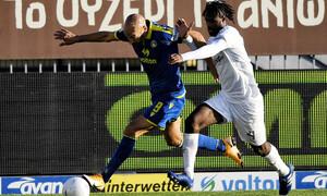 Αστέρας Τρίπολης - ΟΦΗ 1-0: Εκτέλεση από την «άσπρη βούλα» με Μπαράλες (videos+photos)