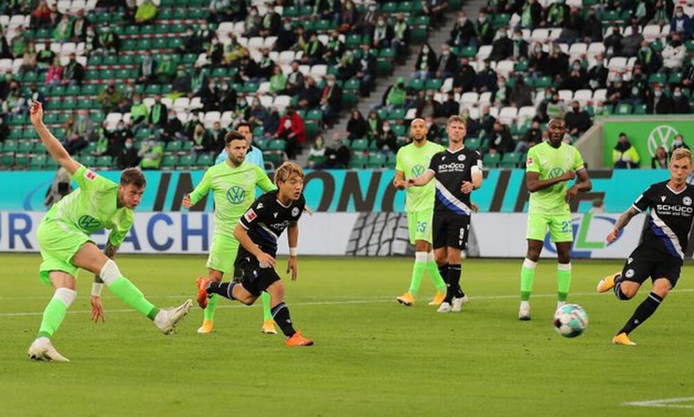 Bundesliga: Σεφτέ για τη Βόλφσμπουργκ (video+photos)