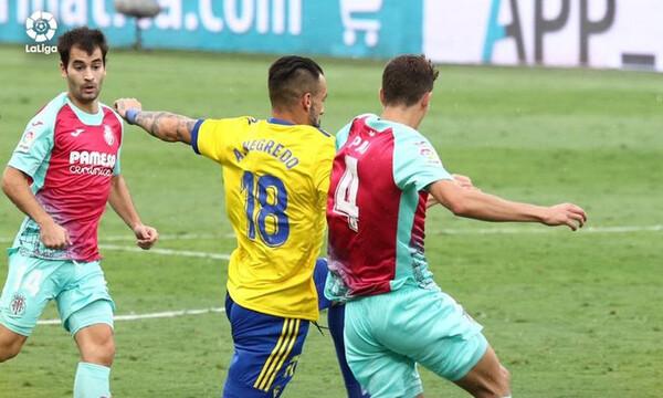 La Liga: «Σκληρό καρύδι» η Κάντιθ (video)