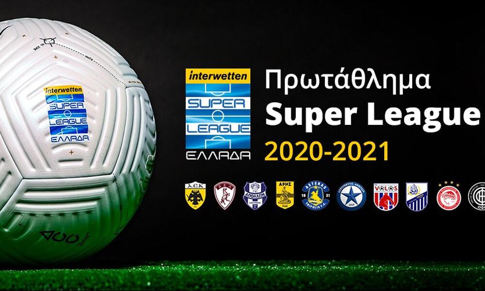 Super League: Η βαθμολογία μετά το ΠΑΣ Γιάννινα-ΑΕΚ (photos)