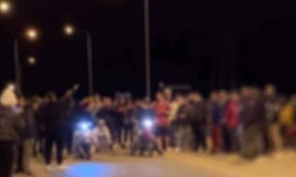 Κοζάνη: Ποιος κορονοϊός; Κάνουν κόντρες με μηχανάκια εν μέσω καραντίνας (video)