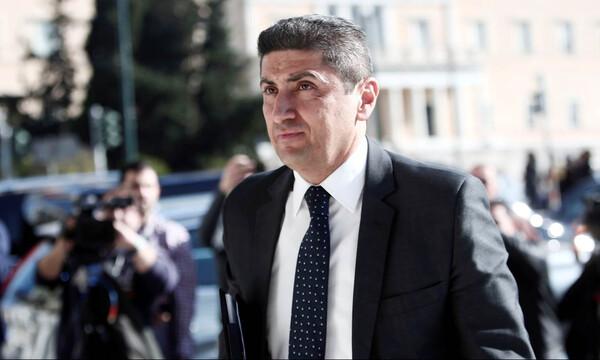 Αυγενάκης: «Η ολιστική μελέτη των FIFA/UEFA πρέπει να αγκαλιαστεί από όλους»